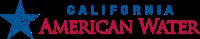 California American Water sponsor logo