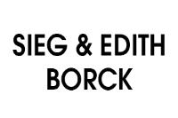sponsors Sieg & Edith Borck