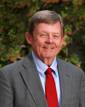 CRPD Board Chair Chuck Huffer