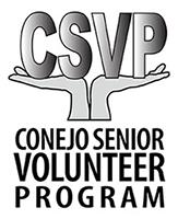 CSVP Conejo Senior Volunteer Program logo