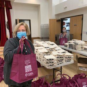 Volunteer bags